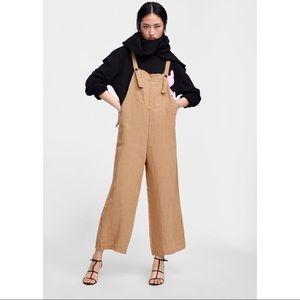 Zara Linen Jumpsuit